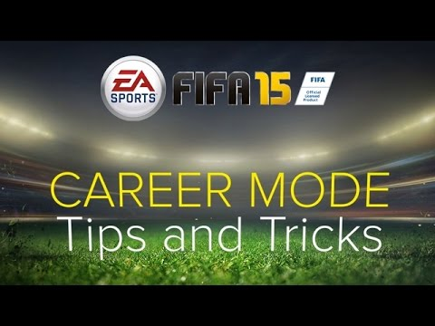 FIFA 15 CAREER MODE - Tips and Tricks Episode 1 - Young Players & Increasing Budget!