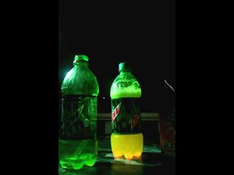 How to make a glowstick