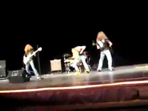Shit Gets Real At High School Talent Show