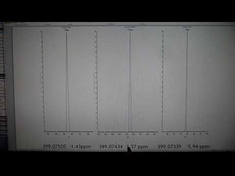 Mass Spec Calibration Drift & Stability over 1 WEEK for Thermo Exactive Orbitrap
