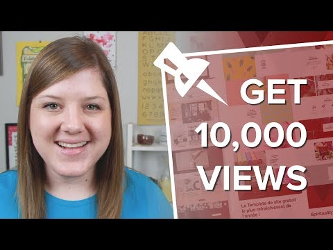 Using Pinterest to Drive Blog and Video Traffic | 10,000 Views a Month!