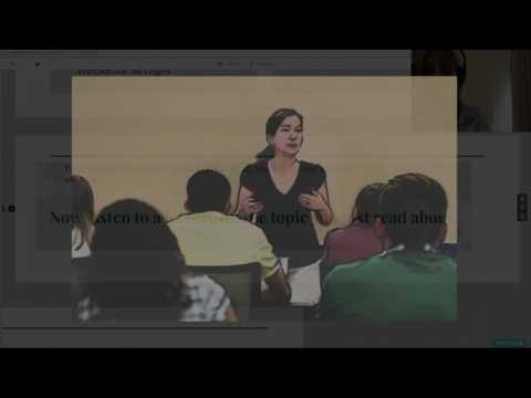 TOEFL INTEGRATED WRITING LESSON - with Kathy