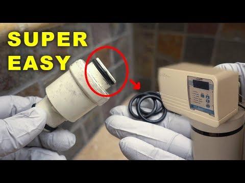 Culligan Water Softener Leak FIX!