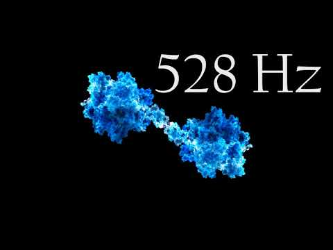 Powerful Deep Relaxing Love Frequency 528 Hz Meditation Music | Solfeggio Healing Frequency