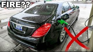 What Happens If You Start Your Car While Getting Gas? (Don