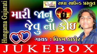 Hits Of Vikram Thakor   Mari Janu Jevu Na Koye   Indipop   Official Audio Song 2016