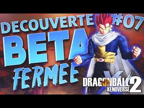 Dragon Ball Xenoverse 2 BETA | FR - Combats en Ligne #7 ( PS4 )