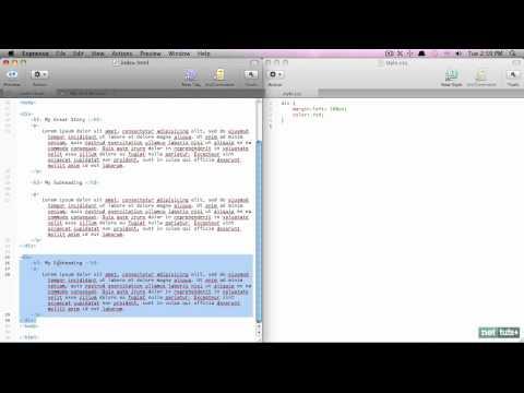 Web Development from Scratch: 6 - External Styling