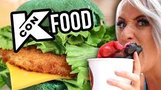 Download Korean Food Tour at KCON! Video