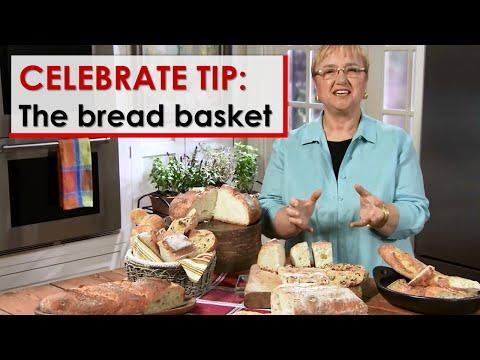 Celebrate Tip: The Bread Basket