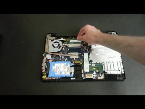 How to Upgrade Your TOSHIBA Satellite C55D Laptop Memory