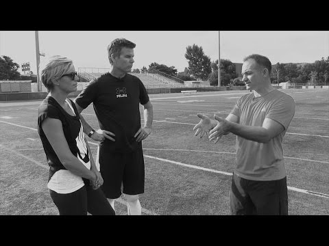 Bo Eason and trainer Tim Adams on creating mental toughness