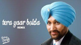 Tera Yaar Bolda - Surjit Bindrakhia (DHOL MIX)   Dj Hans & Dj Sharoon   Bindrakhia Punjabi Songs
