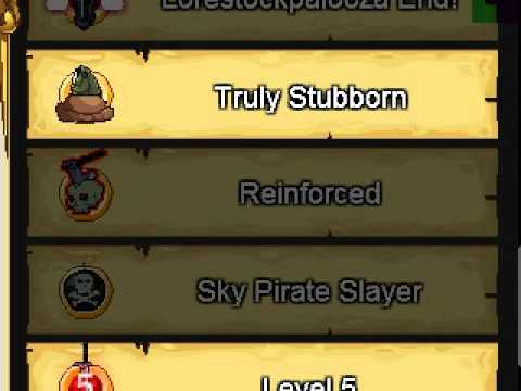 aqw how to get reinforced badge