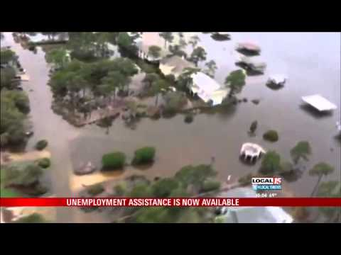 Storm Victims May Qualify for Unemployment Assistance