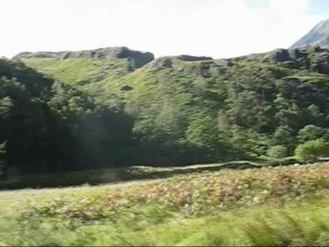 Fort William and Glen Nevis Scotland