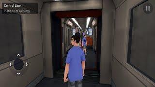 How To Start Passenger Mode Subway Simulator 3D Android Gameplay