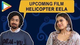 "Kajol: ""I have had NIGHTMARES that I am..."" | Riddhi Sen | Helicopter Eela"