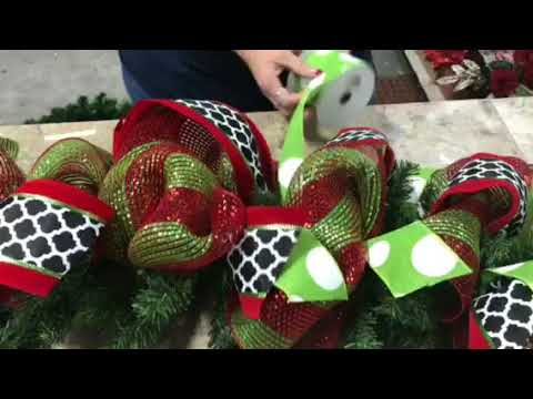How To Make Your Own Christmas Garland