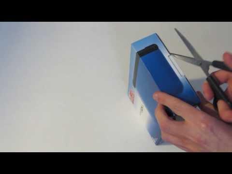 Nintendo 3DS XL (Blue) Unboxing