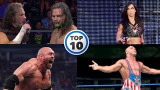 10 WRESTLERS THAT WILL RETURN TO WWE! **(2017)**