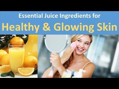 Essential Juice Ingredients for Healthy & Glowing Skin|Kale, Beets