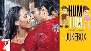 Hum Tum Full Song Audio Jukebox   Jatin & Lalit   Saif Ali Khan   Rani Mukerji