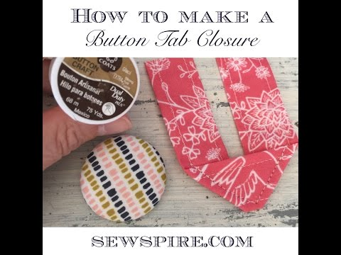 How to add a button tab closure to any bag