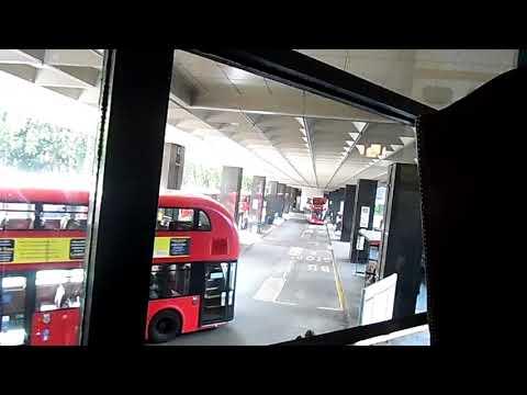 Euston Bus Station   31 08 17