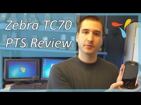 Zebra TC70 PTS Review