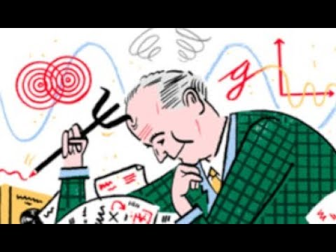 free to find truth blog | Max Born Google Doodle, dead at 87