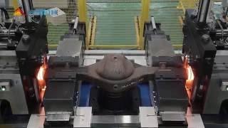 Axles Friction welding (RCM)