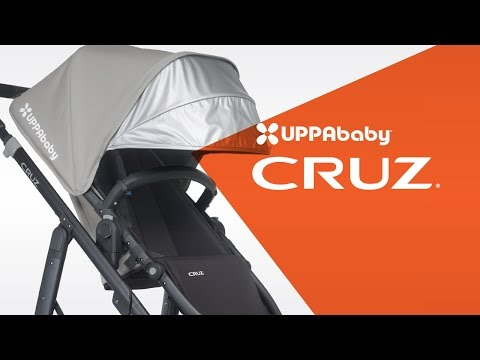 UPPAbaby CRUZ Stroller Instructional Overview