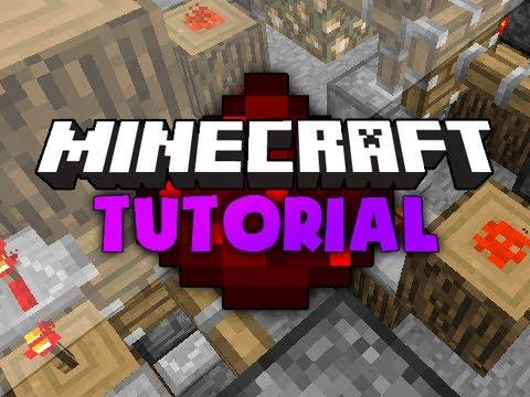 Minecraft Tutorial: Redstone Torch Keys! (Works on xbox)