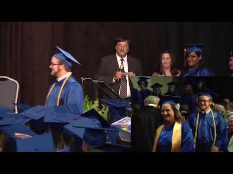 Hill College Commencement Ceremony (Part 2)