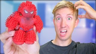 10 Weird Spiderman Toys on Amazon