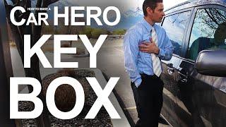 How To Make A Car Hero Key Box