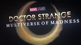 Download Doctor Strange 2: Multiverse Of Madness SDCC Teaser Trailer Video