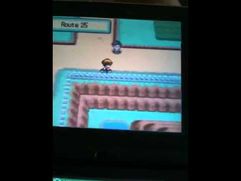 Pokemon SoulSilver How to catch Suicune