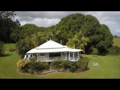 Rosebank Farm - Hinterland Hideaway with breathtaking panorama views and an immediate income