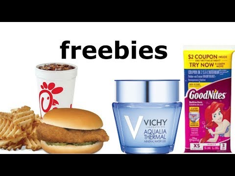 FREE CHICK-FIL-A and more samples!!!!