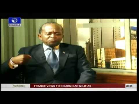 It's a lot difficult to get Nigerian visa in S. Africa-- Amb. Mokgethi Monaisa