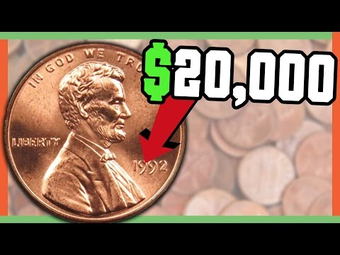 RARE ERROR PENNIES WORTH MONEY - COINS IN YOUR POCKET CHANGE!!