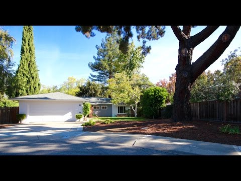 Menlo Park home for Rent   4 Manor Place