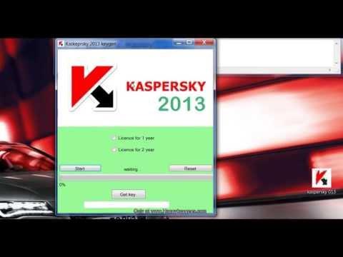 Kaspersky internet security 2013 activation code (activation key)
