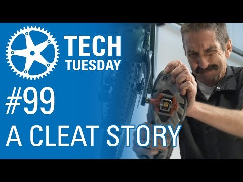 A Cleat Story - Tech Tuesday #99