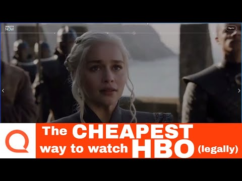 The Cheapest Way to Watch HBO (Legally)