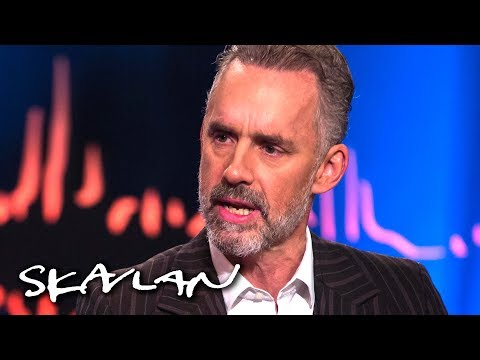 Jordan B. Peterson   Full interview   SVT/TV 2/Skavlan