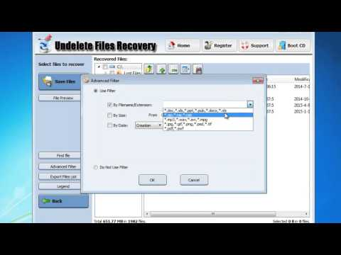 How To Recover Excel XLS/XLSX Files?