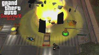 GTA: Chinatown Wars [PSP] Free-Roam Gameplay #6 [HD]